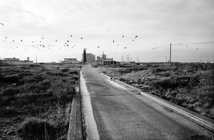 Dungeness B&W